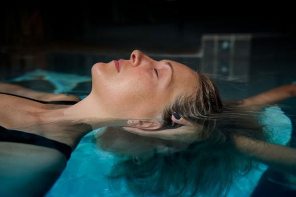 Aqua-Cranial Neck Massage